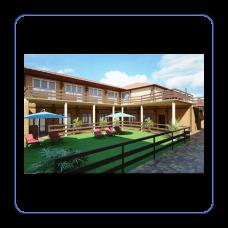 Гостиница «Скала»